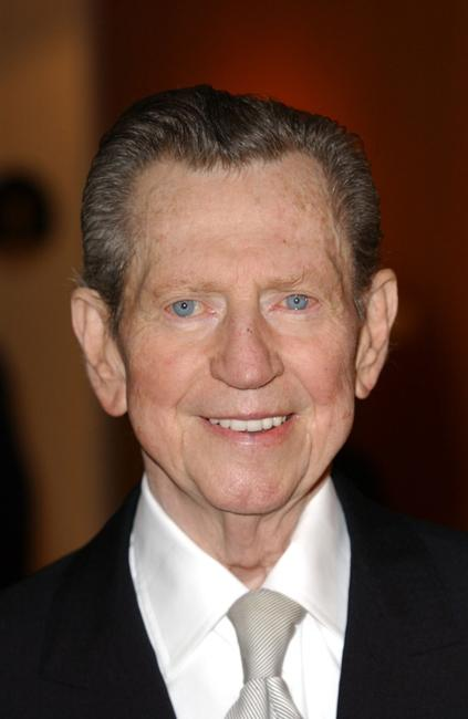 Donald O'Connor at the 50th Anniversary screening of