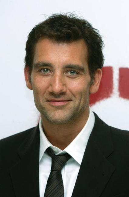 Clive Owen at the London premiere of