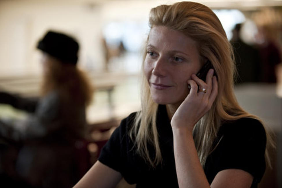 Gwyneth Paltrow as Beth Emhoff in ``Contagion.''