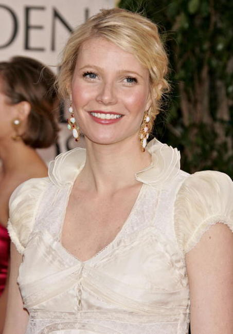 Gwyneth Paltrow at the 63rd Annual Golden Globe Awards in Beverly Hills, California.