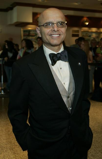 Joe Pantoliano at the Bloomberg News Party after the White House Correspondents Dinner.