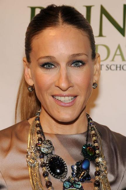 Sarah Jessica Parker at the Point Foundation in New York City.