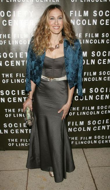 Sarah Jessica Parker at the Film Society of Lincoln Center 34th Annual gala tribute to Diane Keaton.