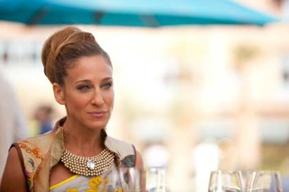 Sarah Jessica Parker as Carrie Bradshaw in
