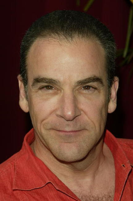 Mandy Patinkin at the CBS upfront.