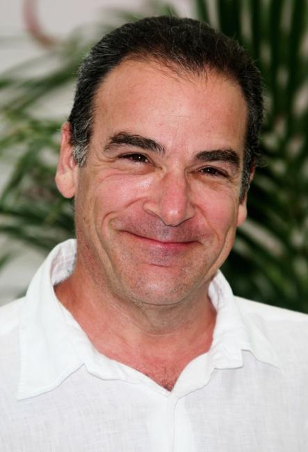 Mandy Patinkin at a photocall promoting the television serie