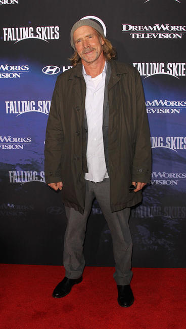 Will Patton at the California premiere of