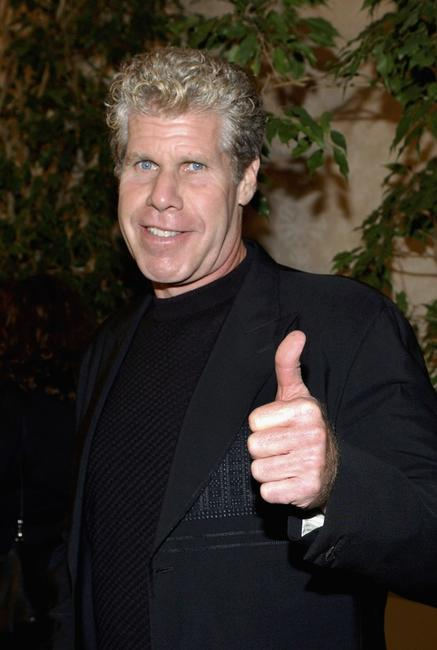 Ron Pearlman at the 30th Annual Saturn Awards.