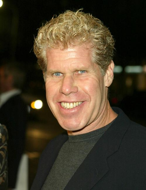 Ron Perlman at the premiere of