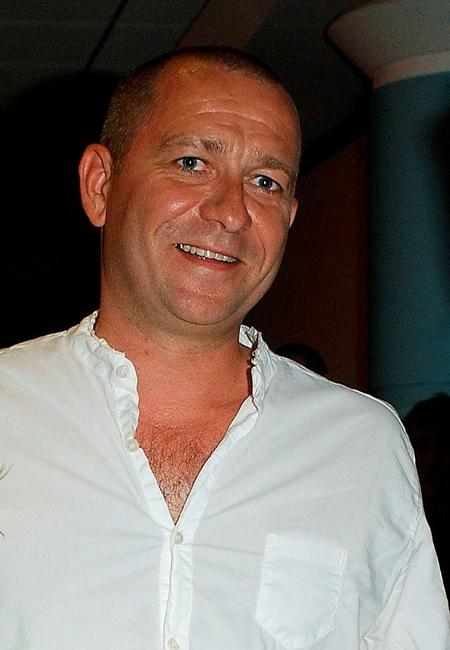 Sean Pertwee at the UK film premiere of