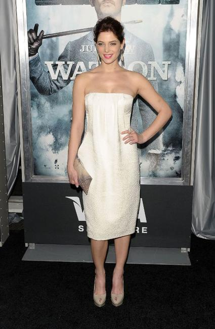 Ashley Greene at the premiere of