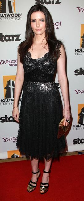Bitsie Tulloch at the 14th Annual Hollywood Awards Gala.