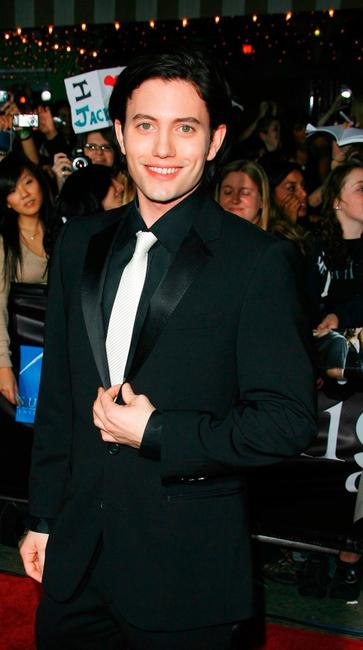 Jackson Rathbone at the premiere of