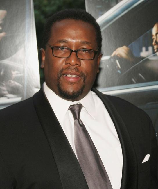 Wendell Pierce at the premiere of