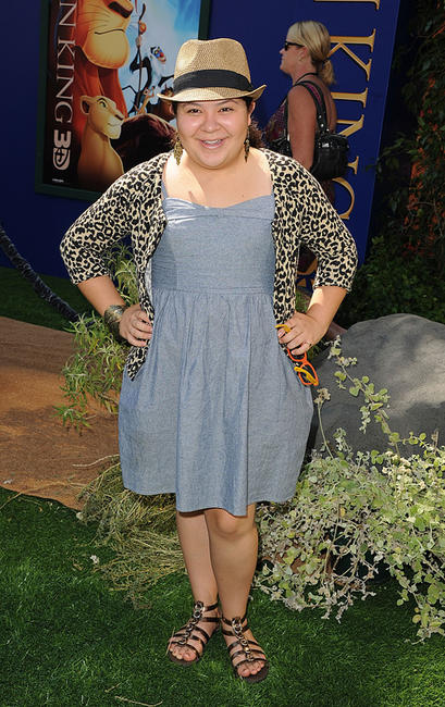 Raini Rodriguez at the California premiere of