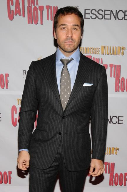 Jeremy Piven at the opening night of