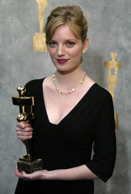 Sarah Polley at the 2004 Genie Awards.