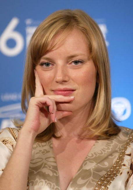 Sarah Polley at the TIFF Press Conference for