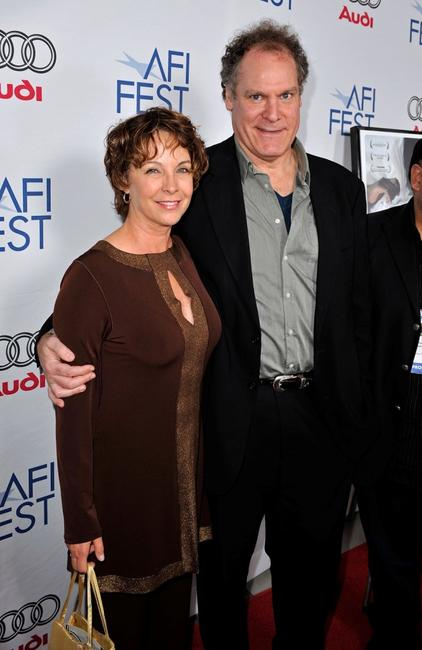 Kathleen Quinlan and Jay O. Sanders at the 2008 AFI FEST.