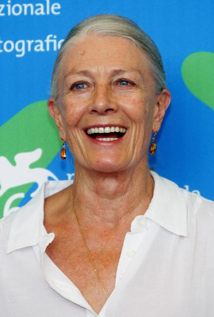 Vanessa Redgrave at the