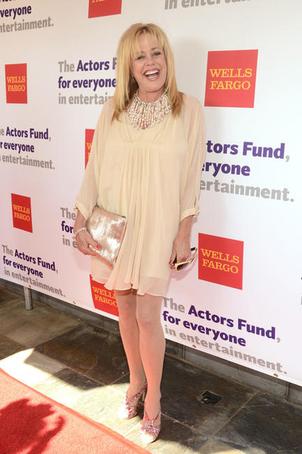 Dee Dee Rescher at the Actors Fund 17th Annual