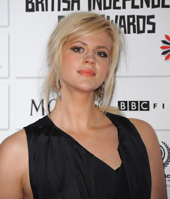 Georgia King at the Moet British Independent Film Awards 2011 in London.
