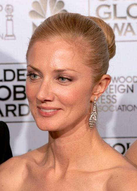Joely Richardson at the 62nd Annual Golden Globe Awards.