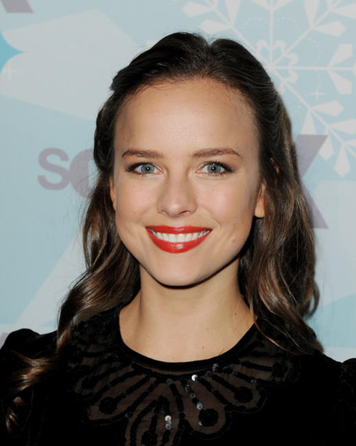 Allison Miller at the Fox TV's TCA All-Star party.