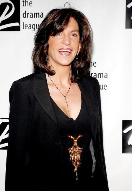 Mercedes Ruehl at the 71st Annual Drama League Awards Luncheon.