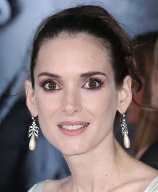 Winona Ryder at the California premiere of
