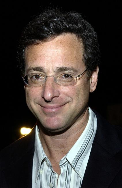 Bob Saget at the Golden Dads Awards ceremony.