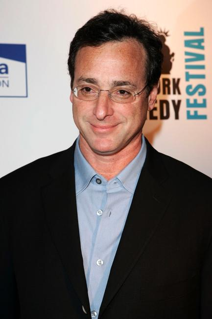 Bob Saget at the Kick-Off of the 2nd Annual New York Comedy Festival.