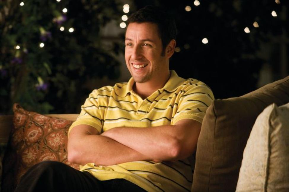 Adam Sandler as George in