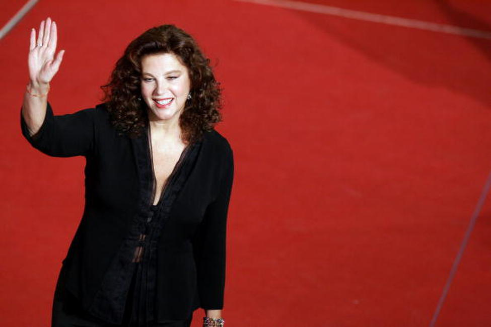 Stefania Sandrelli at the premiere of