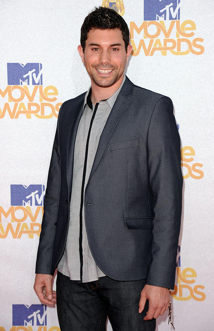 Micah Sloat at the 2010 MTV Movie Awards in California.