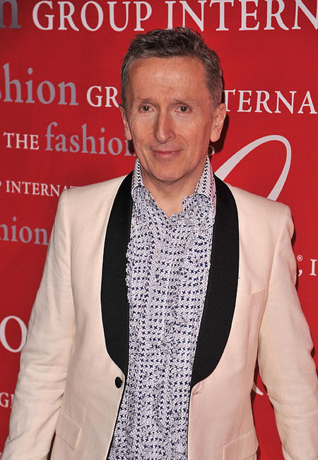 Simon Doonan at the Fashion Group International's 26th Annual Night of Stars.