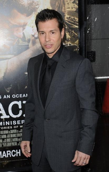 Jon Seda at the premiere of
