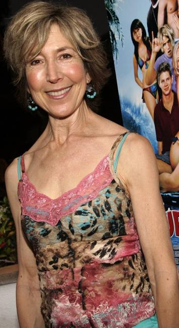 Lin Shaye at the premiere of