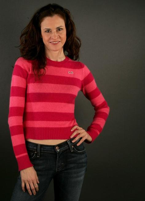 Ally Sheedy at the Getty Images Portrait Studio during the 2006 Sundance Film Festival.