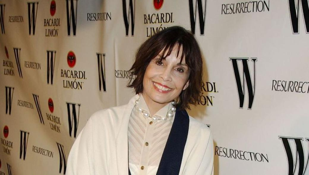 Talia Shire at the W Magazine and Resurrection with Bacardi Limon tribute to vintage couture.