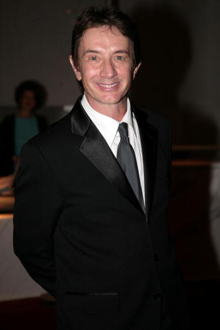 Martin Short at the Tenth Annual Mark Twain Prize Awards.