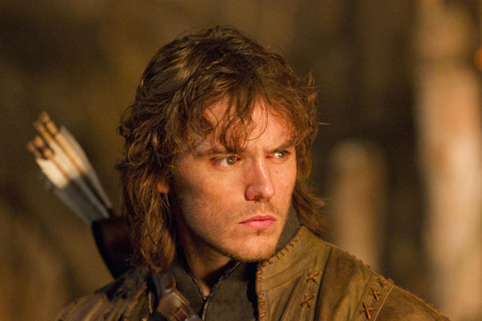 Sam Claflin as Prince William in ``Snow White & the Huntsman.''