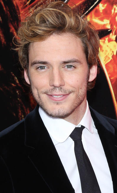 Sam Claflin at
