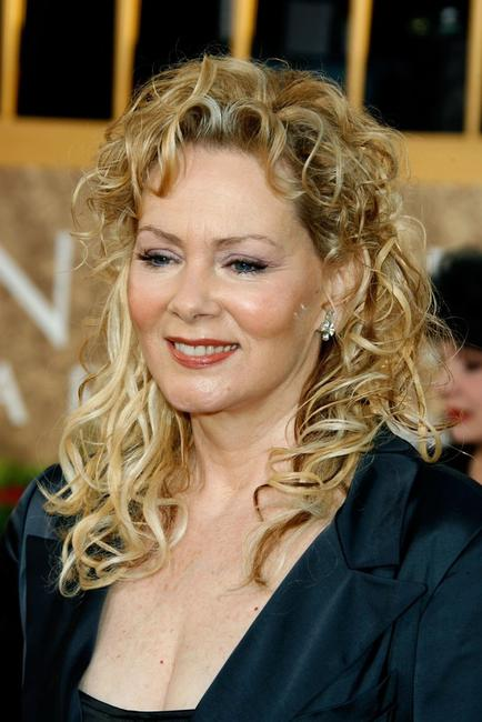 Jean Smart at the 64th Annual Golden Globe Awards.