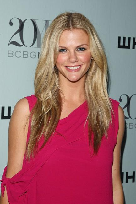 Brooklyn Decker at the 2009 Whitney Contemporaries Art party and Auction.