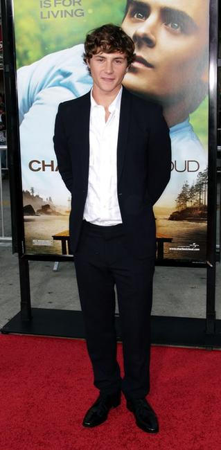 Augustus Prew at the California premiere of