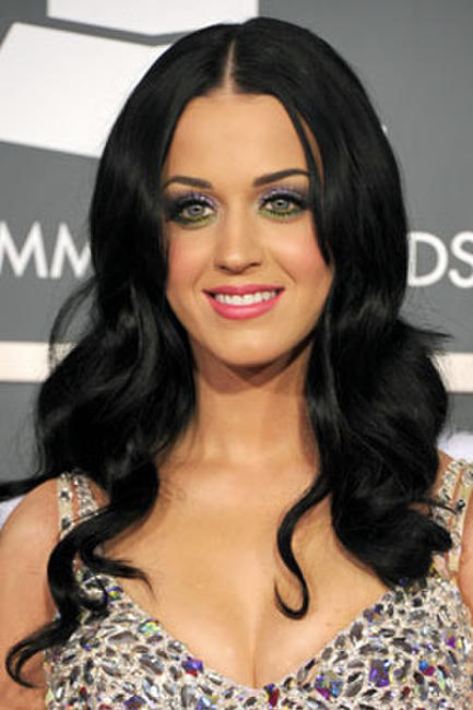 Singer Katy Perry arrives at The 53rd Annual GRAMMY Awards held at Staples Center.