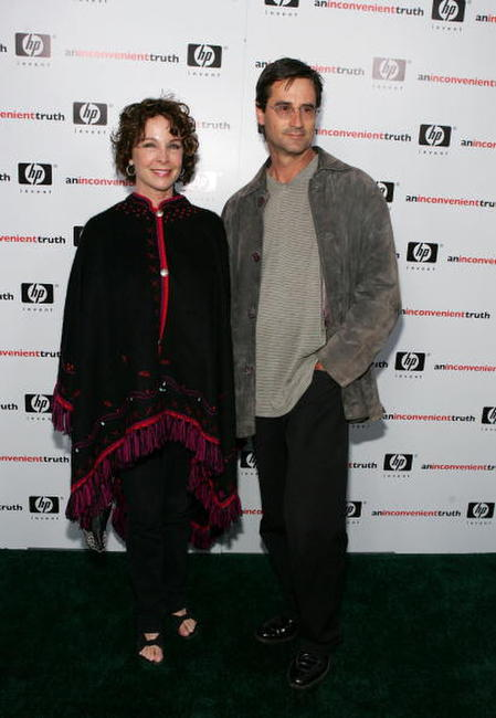 Kathleen Quinlan and Bruce Abbott at the Los Angeles premiere of