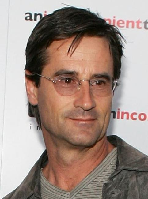 Bruce Abbott at the Los Angeles premiere of