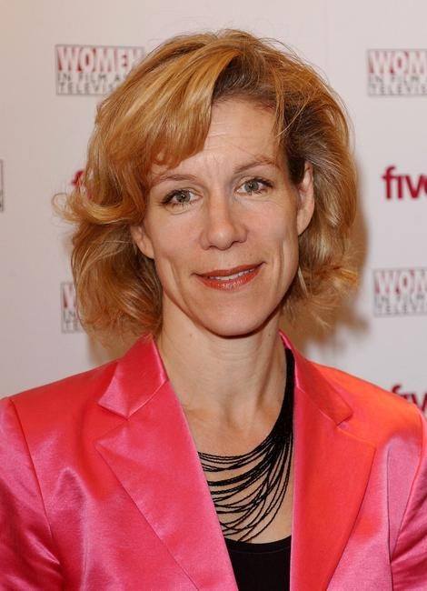 Juliet Stevenson at the Carlton Women in Film and TV Awards.